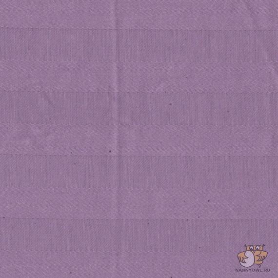 Пододеяльник для утяжеленного одеяла Совы цвет Сиреневый туман