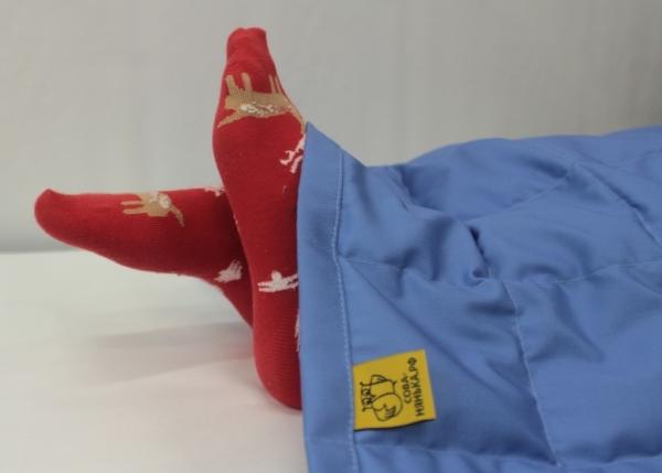Утяжеленное одеяло Совы Классик - Фото 3