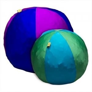 Комплект Мега-Мячей маленький+большой