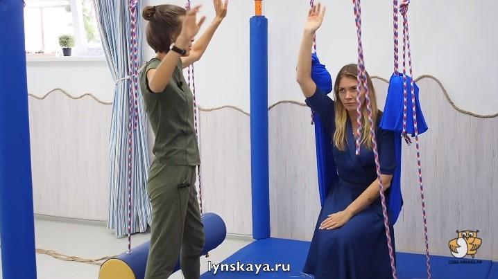 Комплекс упражнений от Марианны Лынской и Вероники Мальковой - Интенсив по M.A.P. методу