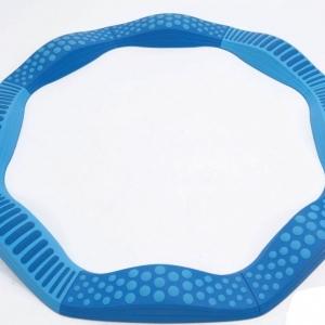 Волнистая тактильная дорожка (голубая) 8 элементов