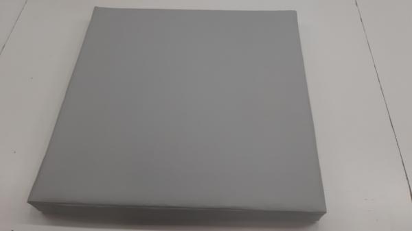 Напольное защитное покрытие наружного периметра металлоконструкции (пог.м) цвет серый 1
