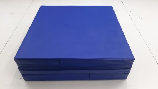 Напольное защитное покрытие наружного периметра металлоконструкции (пог.м) цвет синий 3