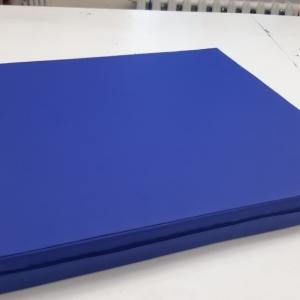 Напольное защитное покрытие наружного периметра металлоконструкции (пог.м) цвет синий 7