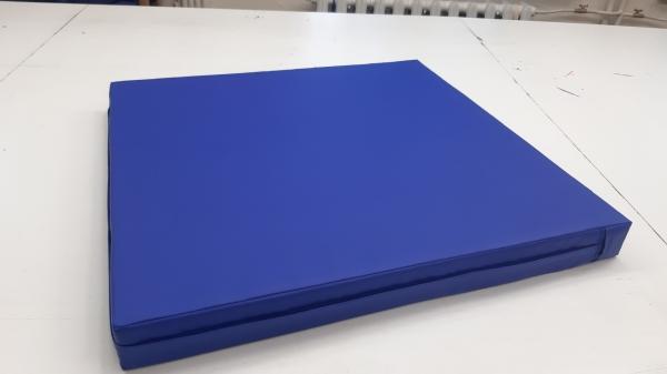 Напольное защитное покрытие наружного периметра металлоконструкции (пог.м) цвет синий 1