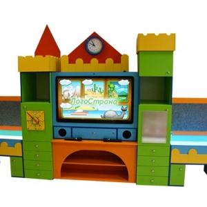 Интерактивный комплекс «Логопедический замок» 2