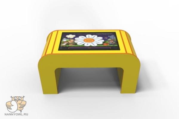 Интерактивный коррекционно- развивающий стол «Зебрано» 1