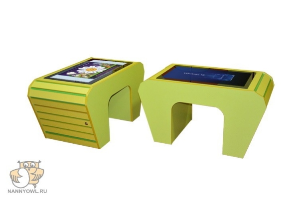 Интерактивный коррекционно- развивающий стол «Зебрано micro» 1