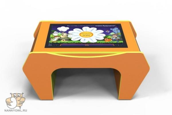 Мультимедийный интерактивный коррекционно-развивающий стол «Познайка» 1