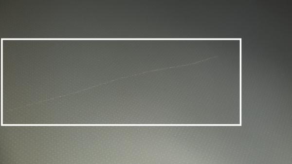 Напольное защитное покрытие наружного периметра металлоконструкции (пог.м) цвет серый 2