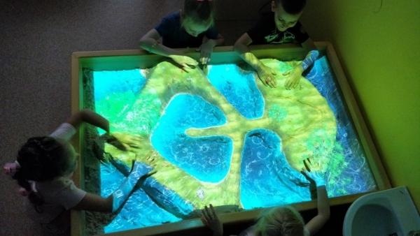 Интерактивная песочница iSandBOX Lite 2