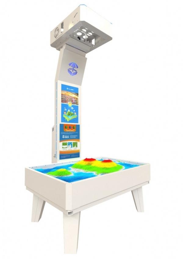 Интерактивная песочница iSandBOX Mini 1