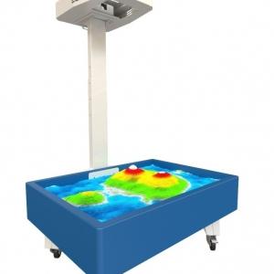 Интерактивная песочница iSandBox Small мобильная
