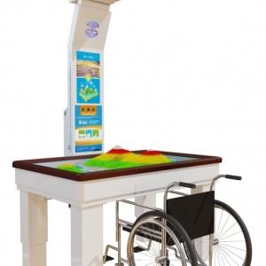 Интерактивная песочница iSandBox Children's Hope для детей с нарушениями опорно-двигательной системы