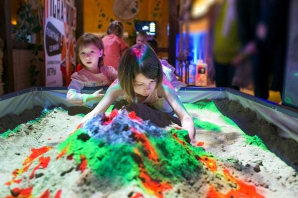 Интерактивная песочница iSandBox - Фото 4