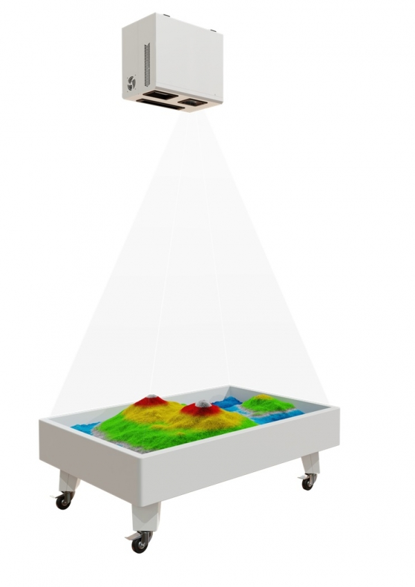 Интерактивная песочница iSandBOX Lite 1
