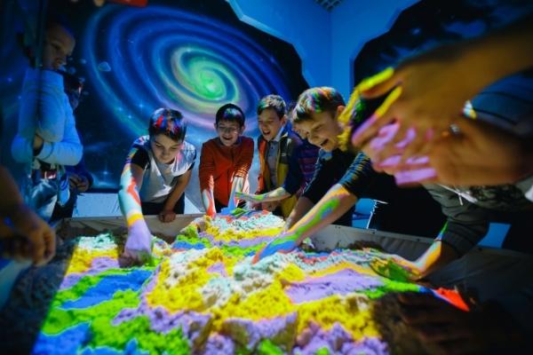 Интерактивная песочница iSandBox - Фото 5