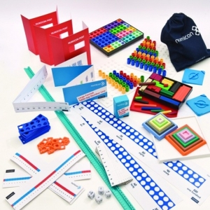Базовый набор Numicon (Нумикон) для индивидуальных занятий с детьми 5-7 лет
