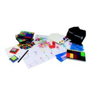 Базовый набор Numicon (Нумикон) для групповых занятий с детьми от 3 до 5 лет