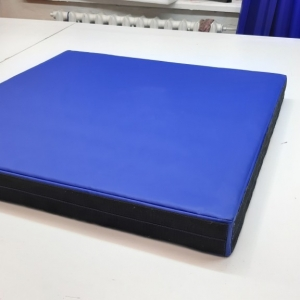 Напольное защитное покрытие наружного периметра металлоконструкции (пог.м) цвет синий 4